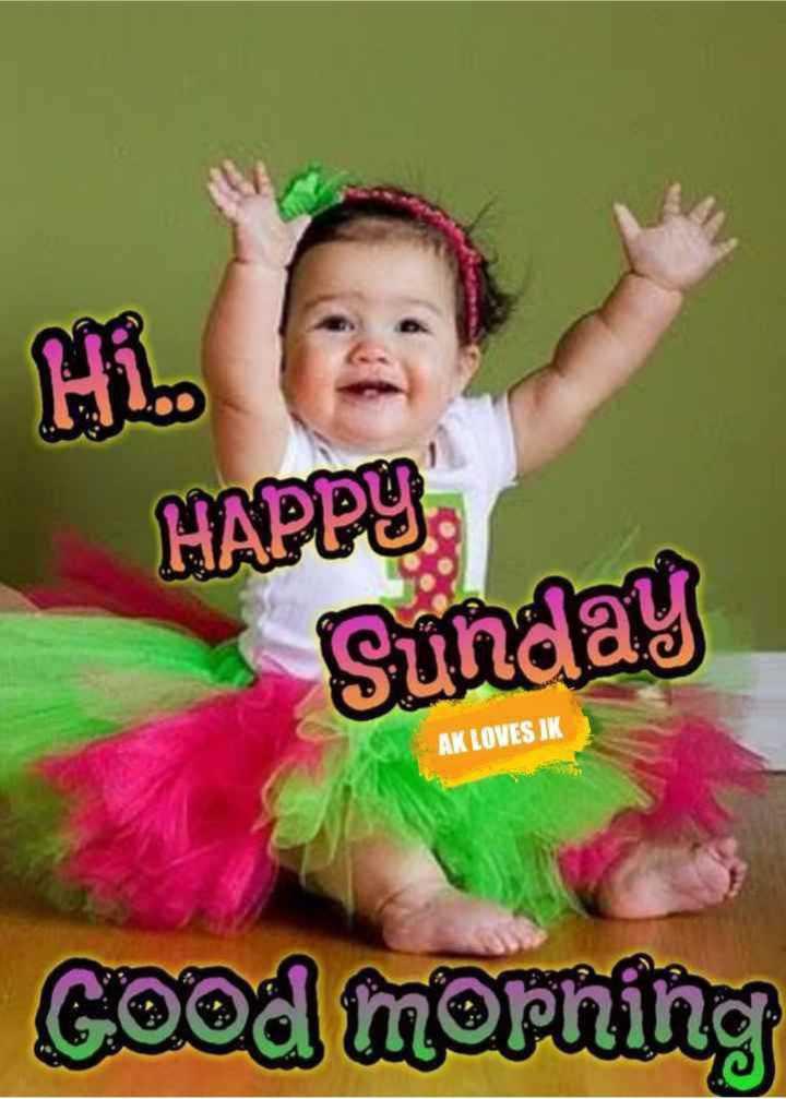 hippy sunday - HAPPY Sunday AK LOVES IK Good morning - ShareChat