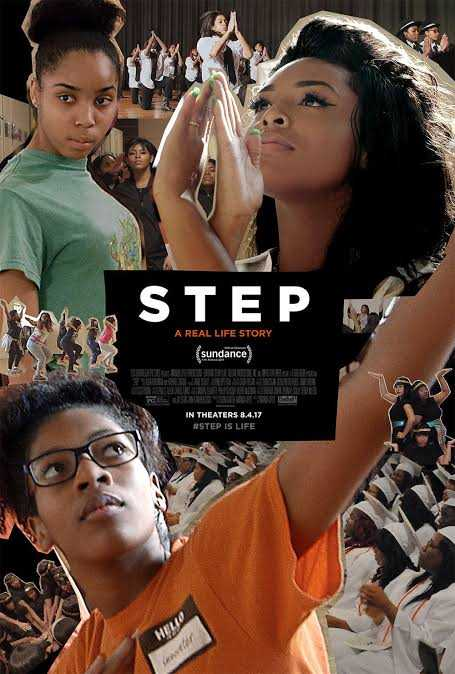 #hollywood 📽 - STEP A REAL LIFE STORY sundance DUHET TEHET TIRANE IN THEATERS 8 . 4 . 17 # STEP IS LIFE - ShareChat