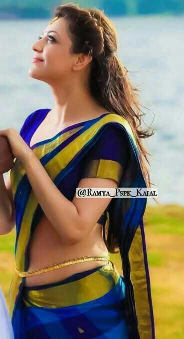hot actress - @ RAMYA _ PSPK _ KAJAL - ShareChat