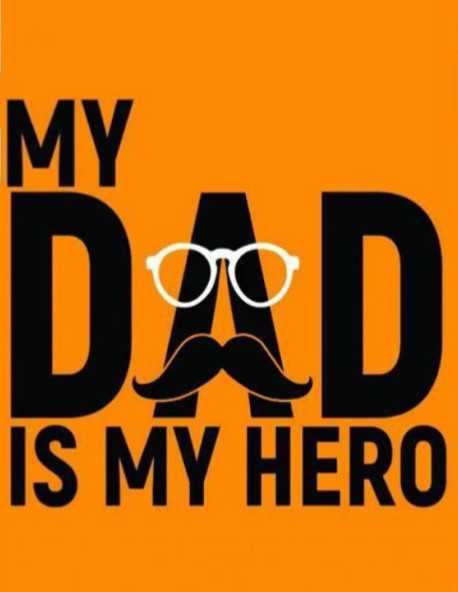 i❤️💗❤️u appa - MY DAD IS MY HERO - ShareChat