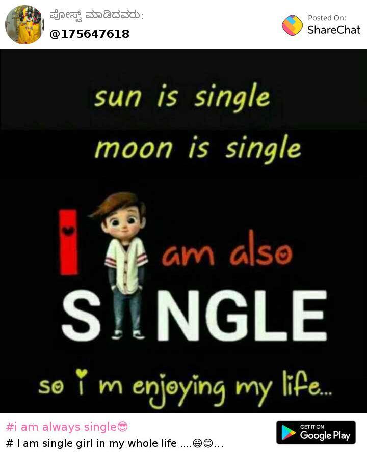 Images i am single 40 Single