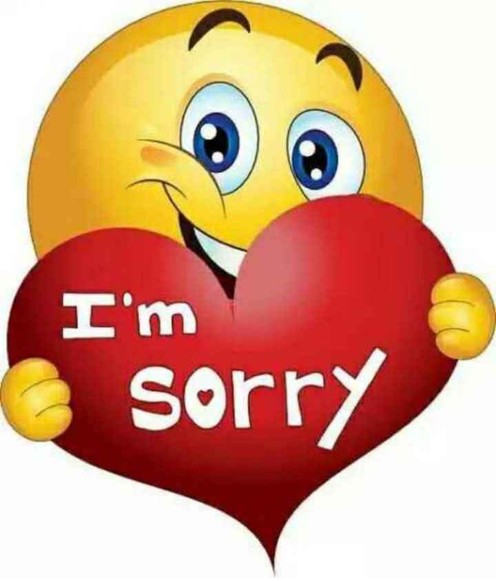i am sorry - I ' m sorry - ShareChat