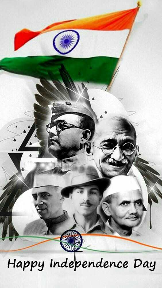 🇮🇳i love my india🇮🇳 - Happy Independence Day - ShareChat