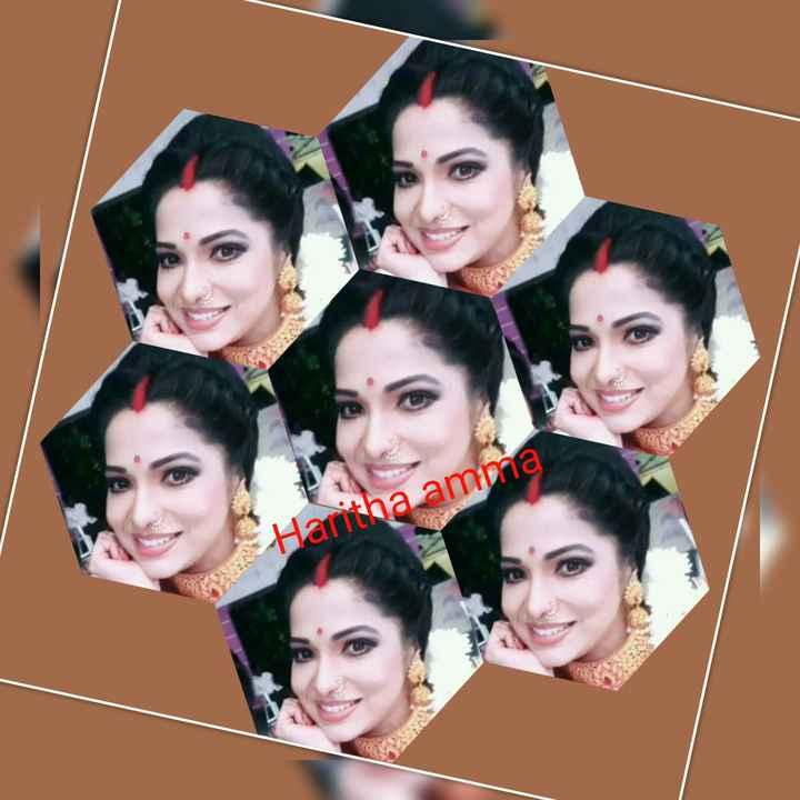 i love my mom - Haritha amma - ShareChat