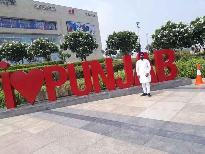 i love punjab - FOREVER 2 ZARA UNLIMITED - ShareChat