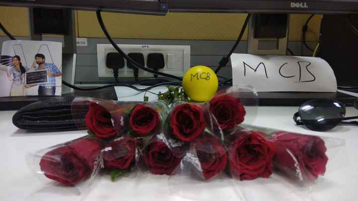 💖 i love roses 💖 - DELL KS - 114 UPS MCB MCB MCB - ShareChat