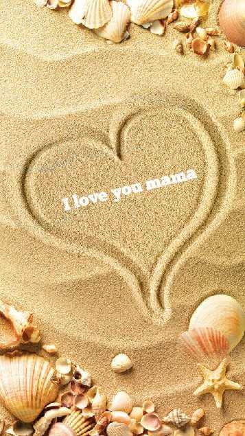 i love you - I love you mama - ShareChat