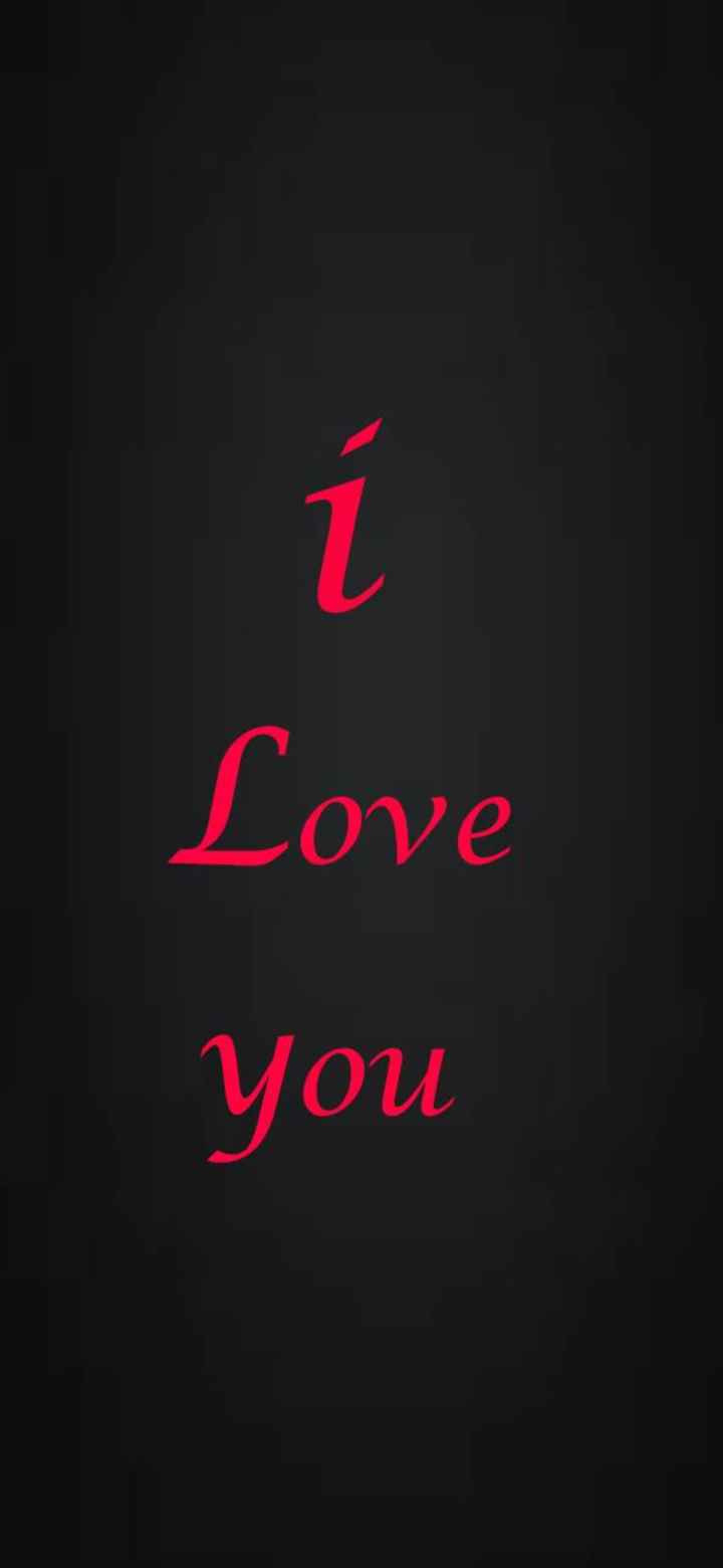 I Love You Wallpaper - Love You - ShareChat