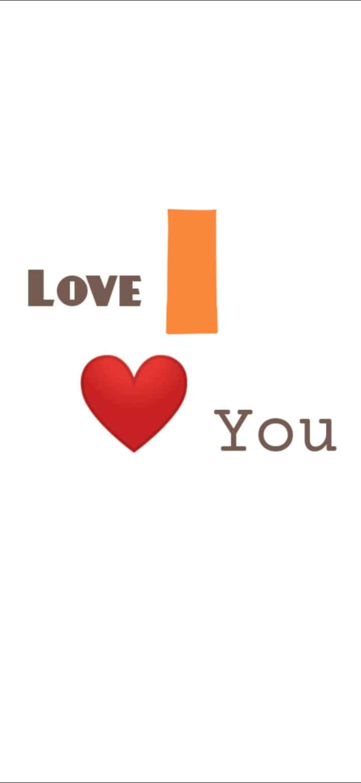 I Love You Wallpaper - LOVE LOVE You - ShareChat