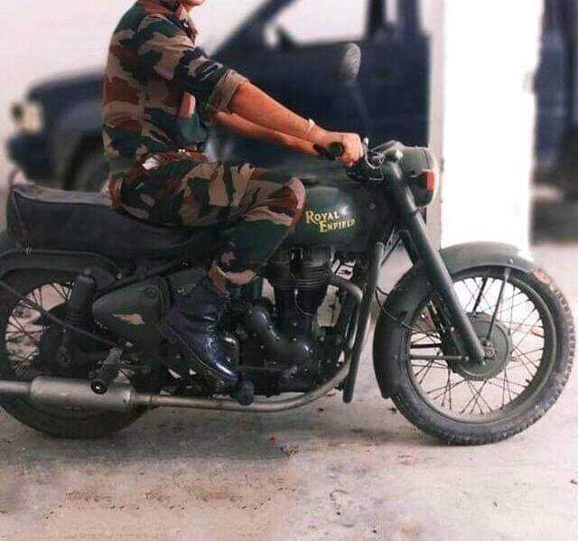 indian army - ROYALE - ShareChat