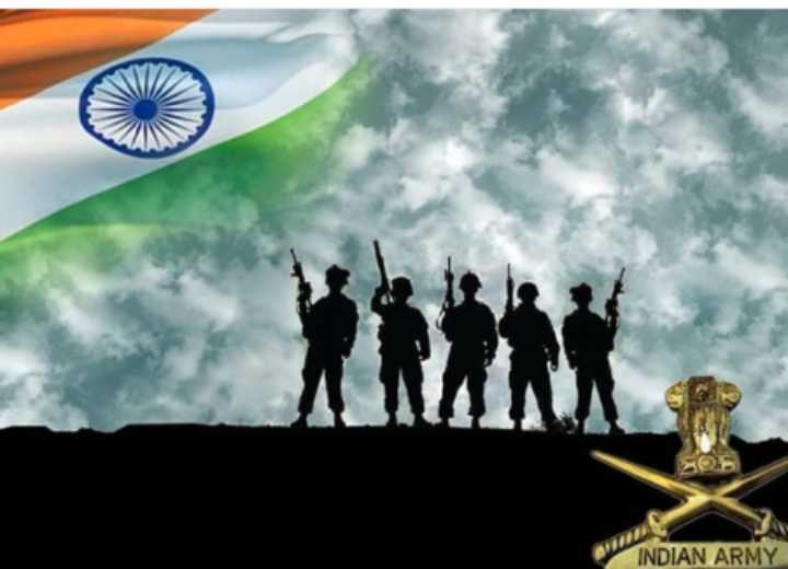 indian army - INDIAN ARMY - ShareChat