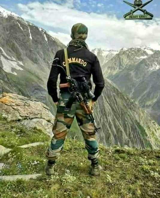 indian army - AMANDO - ShareChat