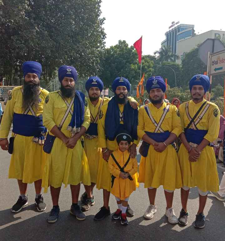 international nagarkirtan - moIGITAL दैनिक सवेरा TER - ShareChat