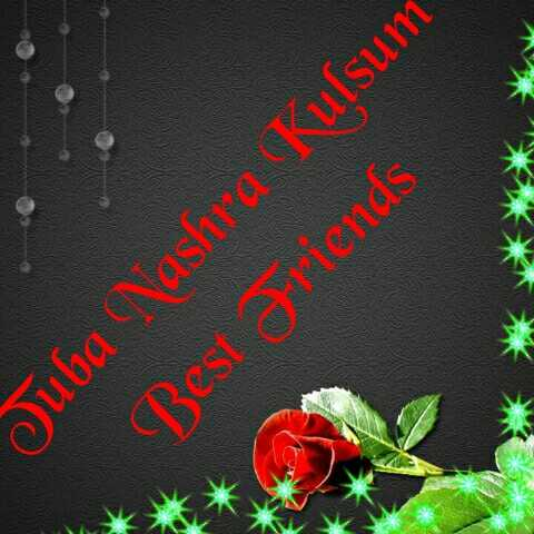 ishq subhan allah - Best Friends Juba Nashira Kuſsum - ShareChat