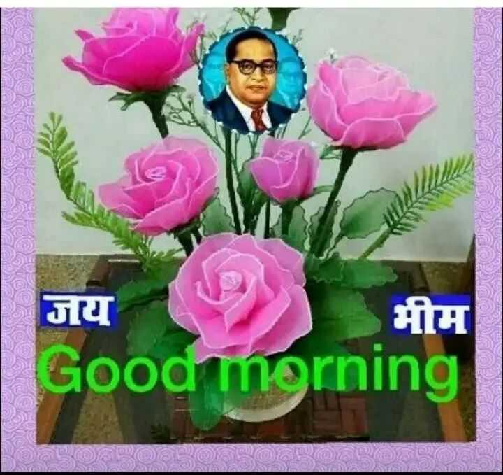 🙏jai bhim 🙏 - जय भीम Good morning - ShareChat