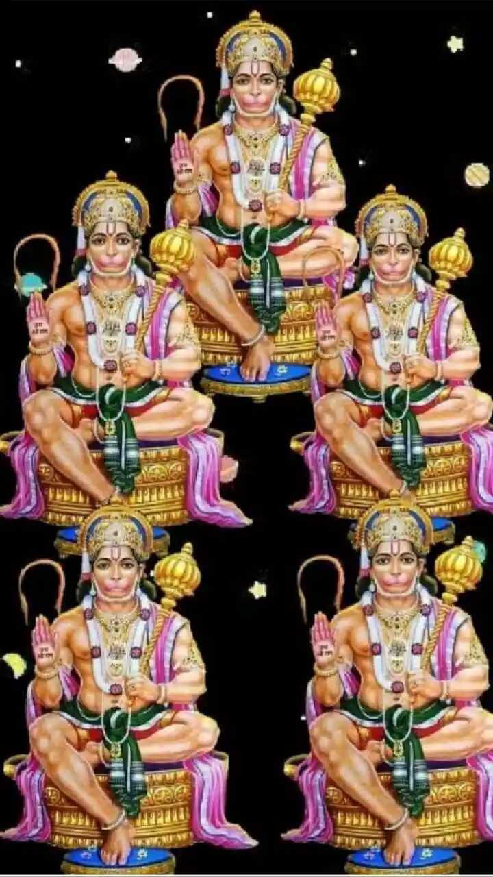 jai saree hanuman - 一些 。 - ShareChat