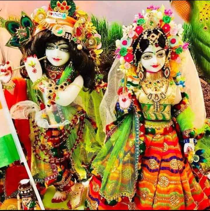 🙏jai shree krishna🙏 - I INDIA , SENS - ShareChat
