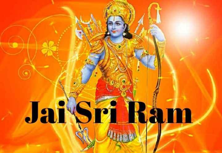 jai shri ram jai shri ram 🙏🙏🙏🙏🙏🙏🙏🙏🙏🙏🙏🙏 - Jai Sri Ram - ShareChat