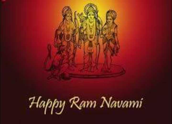 jai Sri ram - AN Happy Ram Navami - ShareChat
