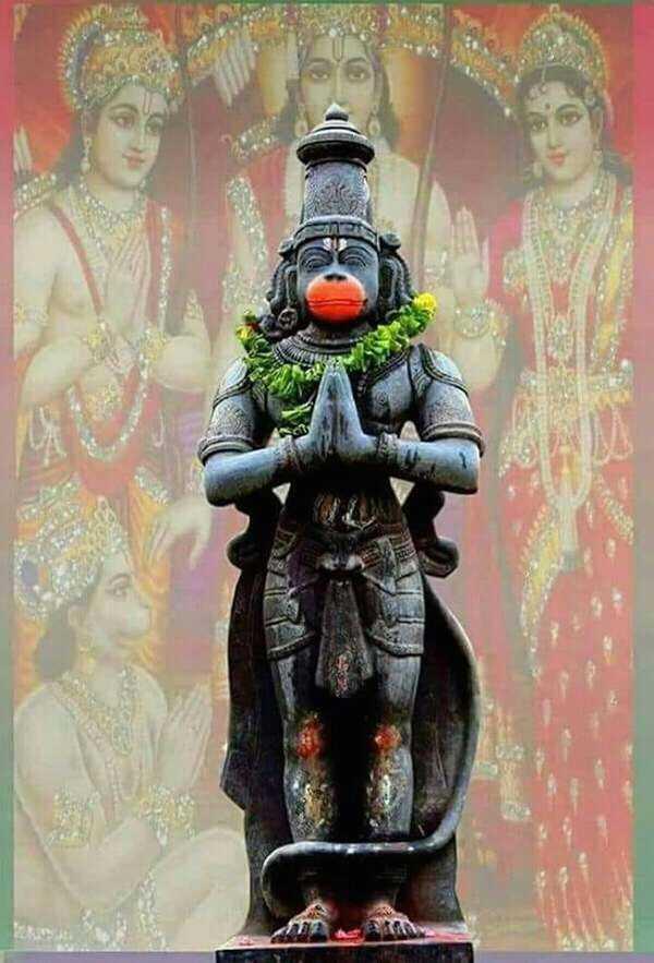 🙏jay hanuman ji 🙏 - ShareChat