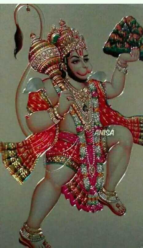 jay hanumanji - NICA - ShareChat