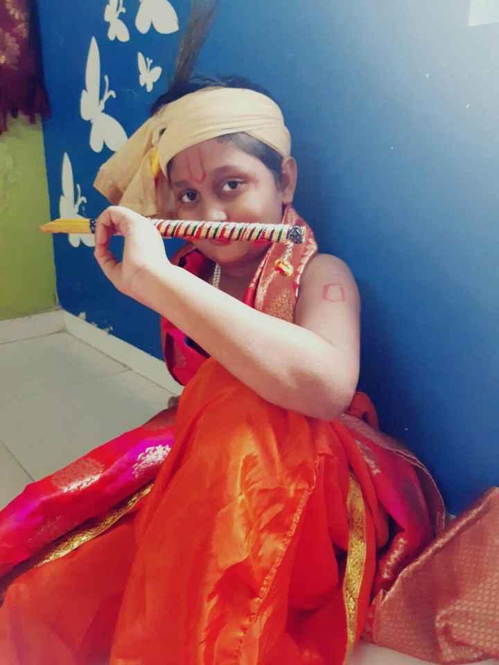 jay sri krishana - ShareChat