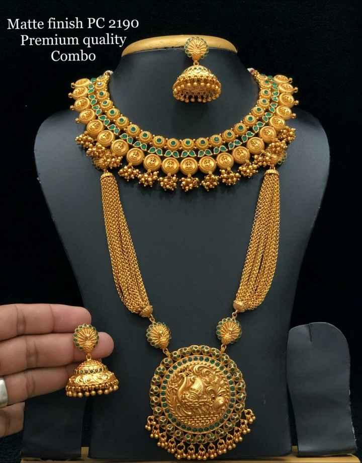 jewellery - Matte finish PC 2190 Premium quality Combo JOOD DOO Oman 2005 ODD MR - ShareChat