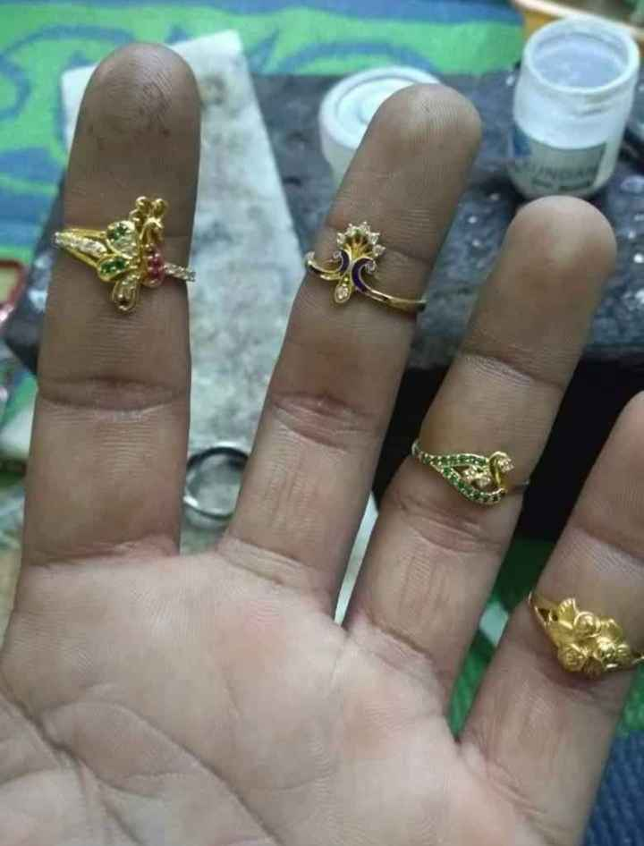 jewellery rings - ShareChat