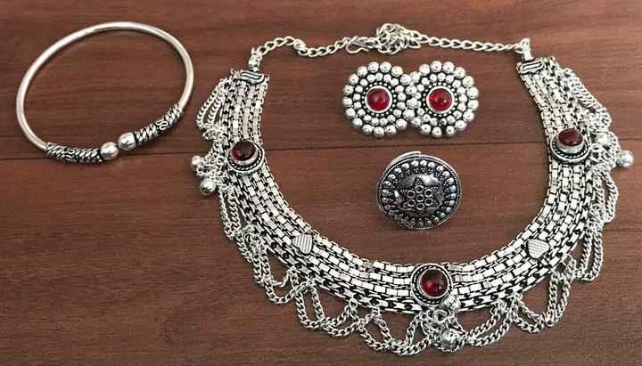 jewelry - కు NEL యా t ఈ కు A * pణులు - ShareChat