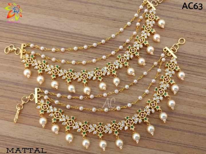 jewels - AC63 CH MATTAL . - ShareChat