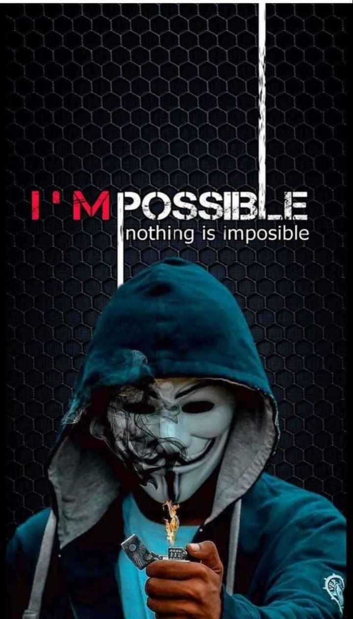 joker - I ' MPOSSIBLE nothing is imposible - ShareChat