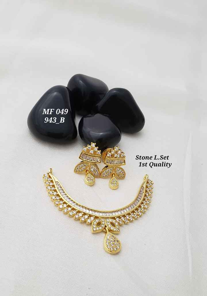 juwel - MF 049 943 B Stone L . Set 1st Quality - ShareChat