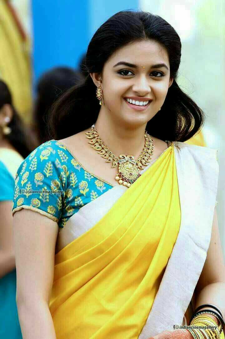 keerthi suresh - 090 Indiancinemagallery indiancinemagallery - ShareChat