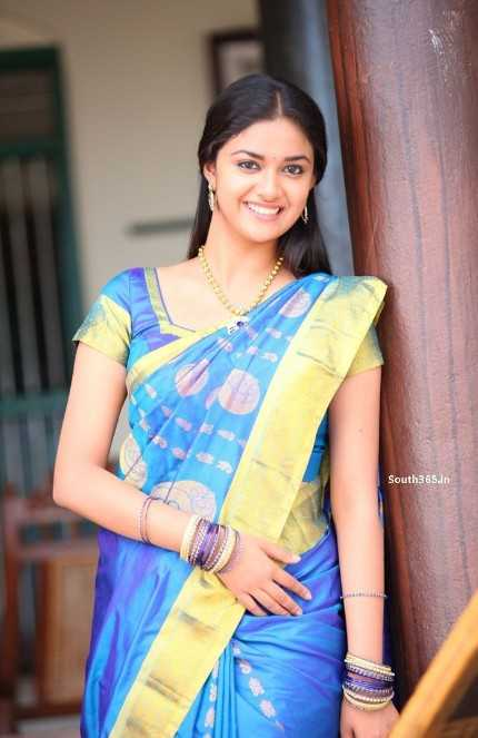 💙 keerthi suresh 💙 - South365 . in - ShareChat