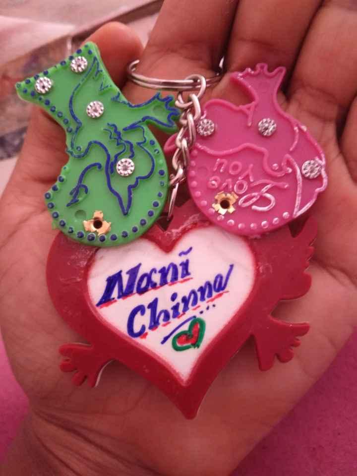 key chains - o Nani Chinna - ShareChat