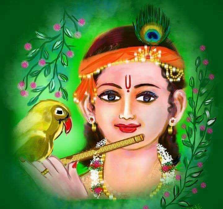 krishna - ShareChat