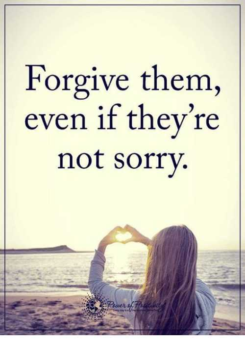life ... - Forgive them , even if they ' re not sorry . Power of Public - ShareChat