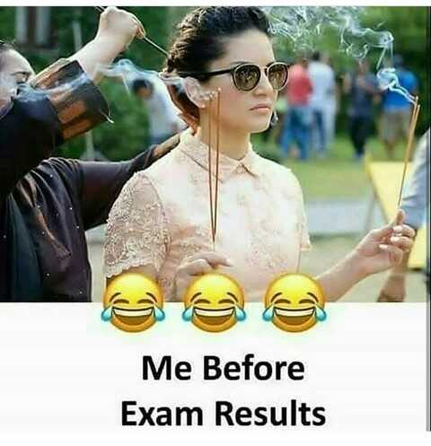 life facts - Me Before Exam Results - ShareChat