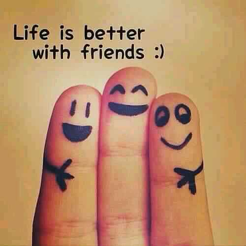 life is short - Life is better with friends : ) - ShareChat