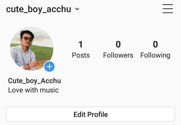 life lines - cute _ boy _ acchu v 1 Posts 0 0 Followers Following Cute _ boy _ Acchu Love with music Edit Profile - ShareChat