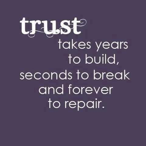 life quotes - trust takes years to build , seconds to break and forever to repair . - ShareChat