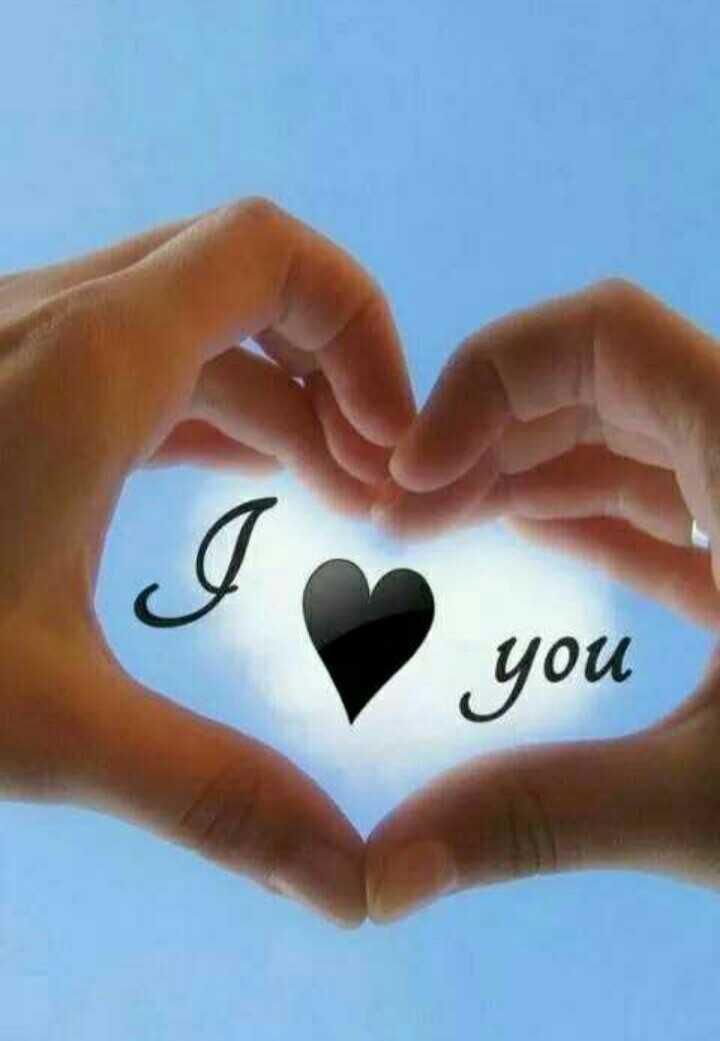 lod love status - you - ShareChat