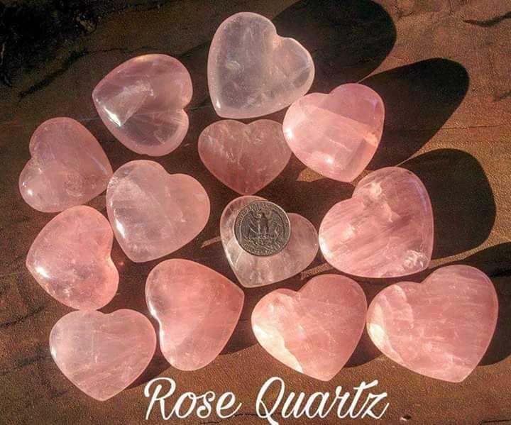 love love love love love - Rose Quartz - ShareChat