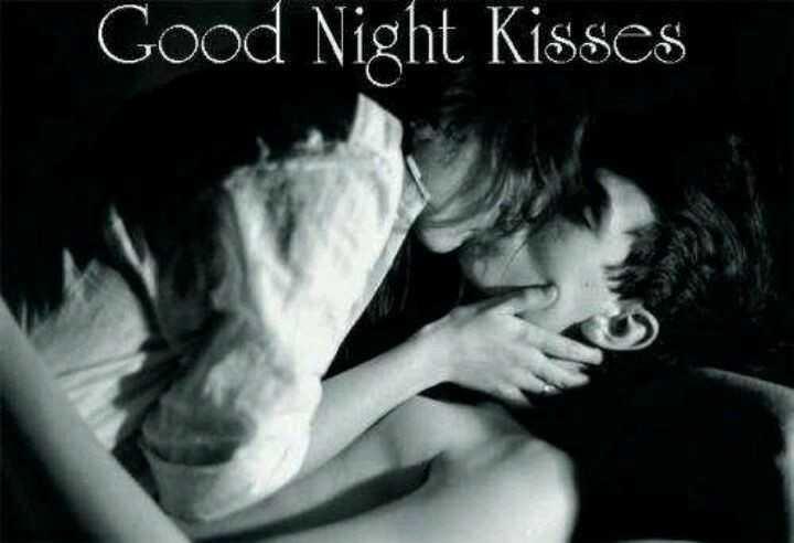 lovely kiss - Good Night Kisses - ShareChat