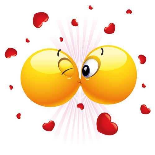 lovely kiss - ShareChat