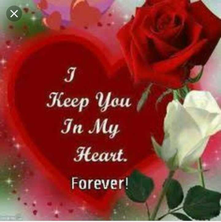 love quotes - Keep You In My Heart . Forever - ShareChat
