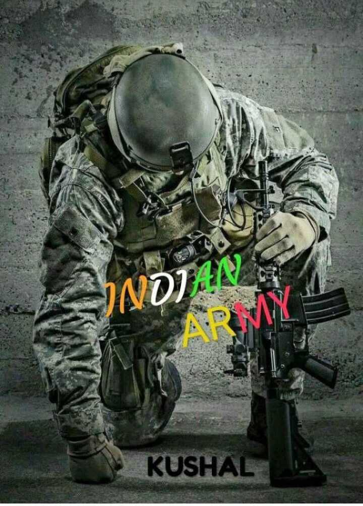 love u army - INDIANS ARMY KUSHAL - ShareChat