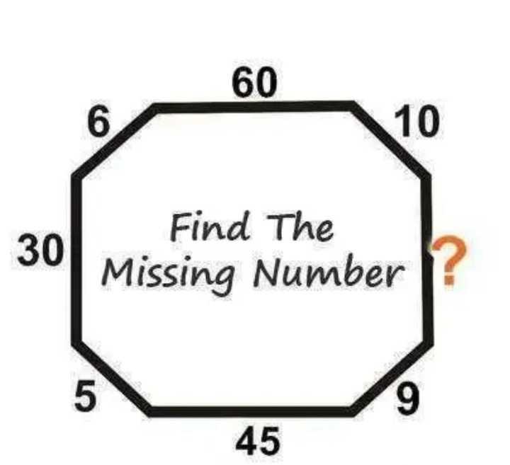 📝maths formulas - 60 Find The Missing Number 7 45 - ShareChat