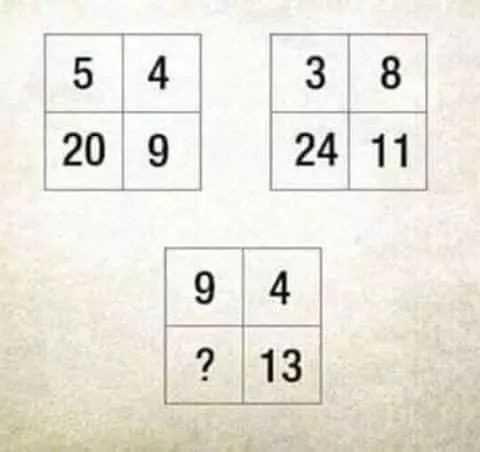 maths trick - 318 54 20 9 24 11 ? | 13 - ShareChat