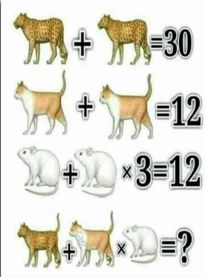 maths trick - ShareChat